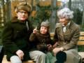 Э. и М. Хонеккеры с внуком Роберто